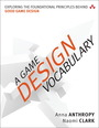 Game Design Vocabulary, A