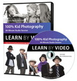 100% Kid Portrait Photography