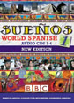 SUENOS WORLD SPANISH 1 CDS 1-4 NEW EDITION