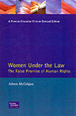 Women Under the Law