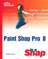 Paint Shop Pro 8 in a Snap