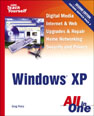 Sams Teach Yourself Windows XP All in One