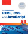 HTML, CSS, and JavaScript All in One, Sams Teach Yourself