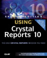 Special Edition Using Crystal Reports 10