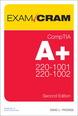 CompTIA A+ 220-1001 and 220-1002 Exam Cram, 2/e