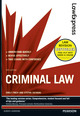 Law Express: Criminal Law 5th edn