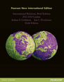 International Relations, Brief Edition, 2012-2013 Update: Pearson New International Edition