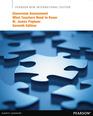Classroom Assessment: Pearson New International Edition