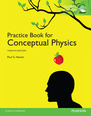 The Practice Book for Conceptual Physics, Global Edition