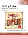 Selling Today with MyMarketingLab, Global Edition