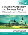 Strategic Management and Business Policy with MyManagementLab, Global Edition