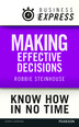 Business Express: Making effective decisions