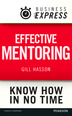 Business Express: Effective mentoring