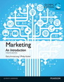 Marketing: An Introduction with MyMarketingLab, Global Edition