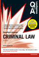 Law Express Question and Answer: Criminal Law (Q&A revision guide) 3rd edition ePub eBook
