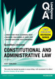 Law Express Question and Answer: Constitutional and Administrative Law (Q&A revision guide) 3rd edition ePub eBook