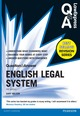 Law Express Question and Answer: English Legal System(Q&A revision guide) 3rd edition PDF eBook
