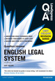 Law Express Question and Answer: English Legal System(Q&A revision guide) 3rd edition ePub eBook
