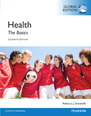 Health: The Basics with MasteringHealth, Global Edition