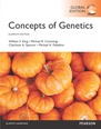Concepts of Genetics with MasteringGenetics, Global Edition