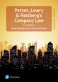 Pettet, Lowry & Reisberg's Company Law