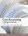 Cost Accounting with MyAccountingLab, Global Edition