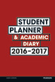 Student Planner and Academic Diary 2015-2016