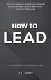 How to Lead ePub eBook