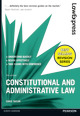 Law Express: Constitutional and Administrative Law 5th edition ePub