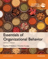 Essentials of Organizational Behavior OLP with eText, Global Edition