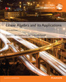 Linear Algebra and Its Applications with MyMathLab, Global Edition