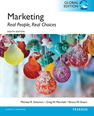 Marketing: Real People, Real Choices, OLP with eText, Global Edition