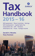 Zurich Tax Handbook 15-16 ePub eBook