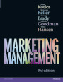 Marketing Management 3rd edn PDF eBook