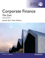 Corporate Finance: The Core, MyFinanceLab OLP with eText, Global Edition