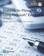 Statistics for Managers Using Microsoft Excel, Global Edition plus MyStatLab with Pearson eText, Global Edition