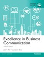 Excellence in Business Communication, Global Edition