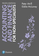MyAccountingLab with Pearson eText - Instant Access - for Accounting and Finance for Non-Specialists