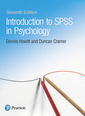 Introduction to SPSS in Psychology eBook PDF