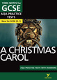 A Christmas Carol AQA Practice Tests: York Notes for GCSE (9-1)