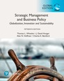 Strategic Management and Business Policy: Globalization, Innovation and Sustainability, Global Edition