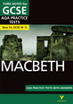 Macbeth AQA Practice Tests: York Notes for GCSE (9-1)