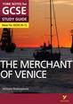 The Merchant of Venice: York Notes for GCSE (9-1)