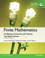 Finite Mathematics for Business, Economics, Life Sciences and Social Sciences plus Pearson MyLab Mathematics with Pearson eText, Global Edition
