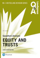 Law Express Question and Answer: Equity and Trusts