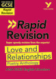 York Notes for AQA GCSE (9-1) Rapid Revision: Love and Relationships AQA Poetry Anthology