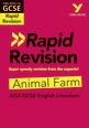 York Notes for AQA GCSE (9-1) Rapid Revision: Animal Farm