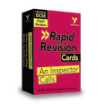 York Notes for AQA GCSE (9-1) Rapid Revision Cards: An Inspector Calls