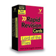 York Notes for AQA GCSE (9-1) Rapid Revision Cards: Lord of the Flies