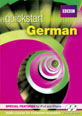 QUICKSTART GERMAN AUDIO CD'S
